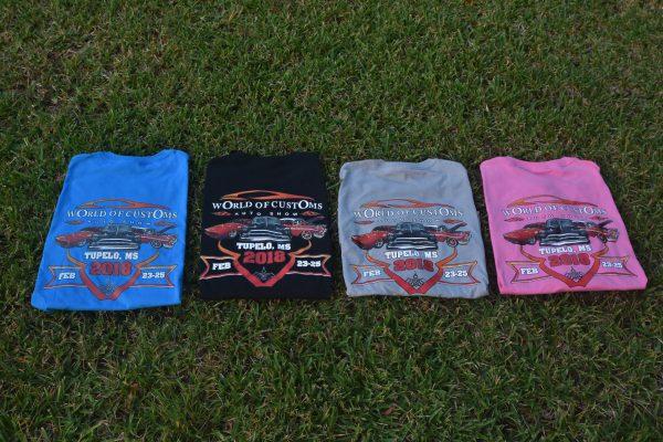 World of Customs T-Shirt